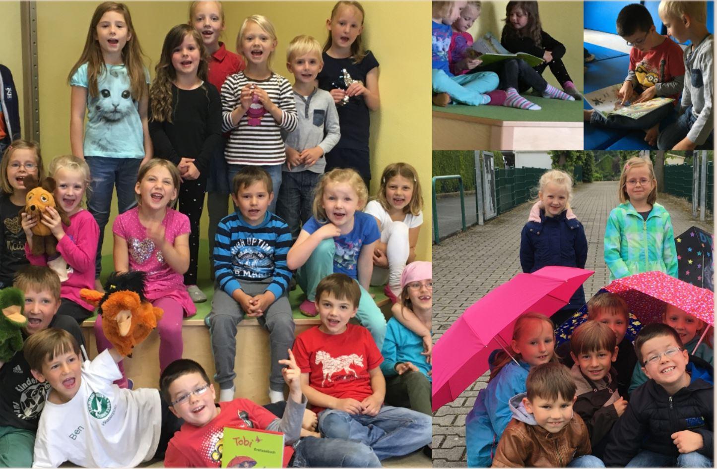 Zu Besuch im Kindergarten