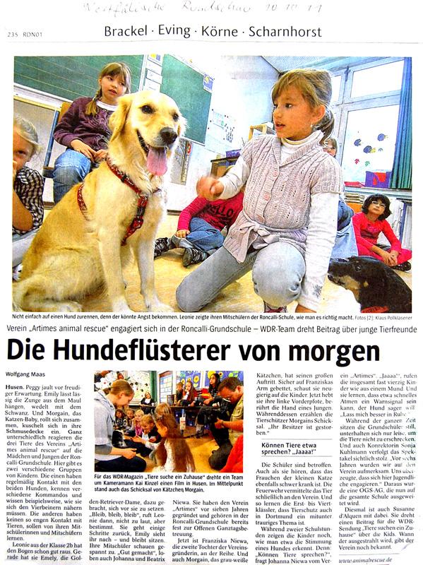 Presse Hundeflüsterer