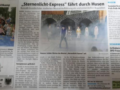Presse Starlight Express