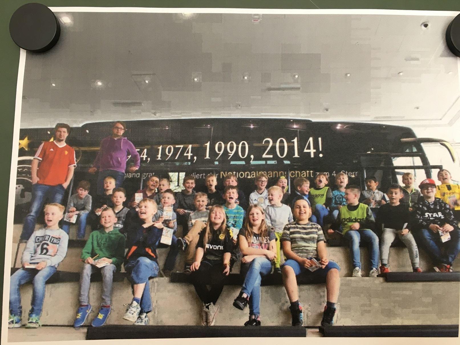 Projekt Fußballmuseum