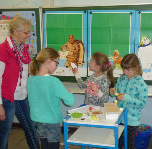 Projekt Schulmilch