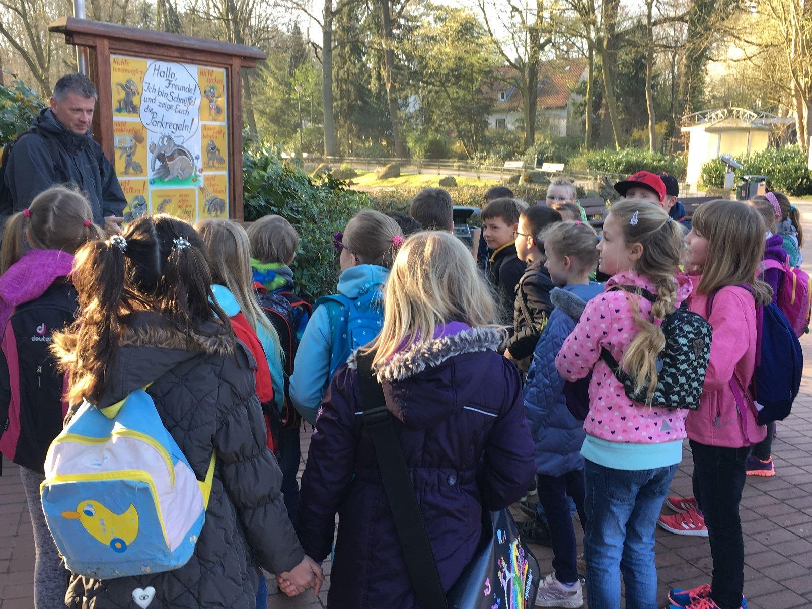 Projekt Zooschule Bild 1